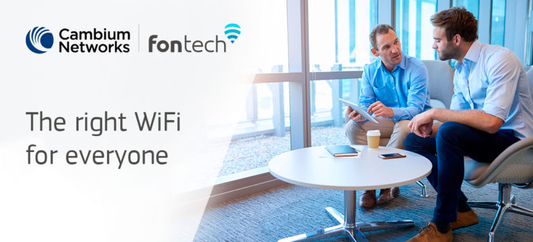 Bringing the power of WiFi to Budapest with Cambium Networks!