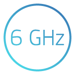 The 6 GHz band