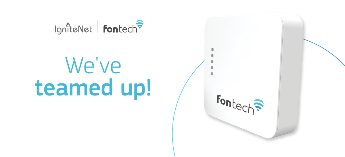 Our WiFi Solution for Small Businesses is even stronger thanks to IgniteNet